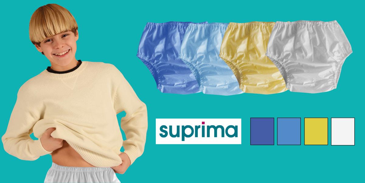 culotte suprima en pvc 8117 pour le pipi au lit. Black Bedroom Furniture Sets. Home Design Ideas